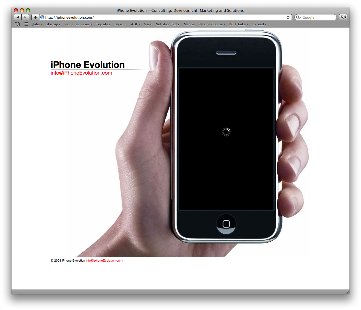 iPhoneEvolution.com